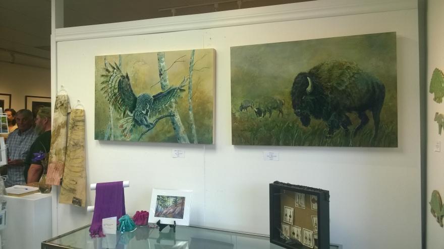 art gallery of bancroft june 2018