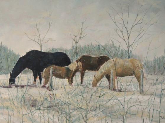 Barb's Horses 2